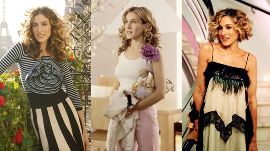 Sarah Jessica Parker Tours Her New Shoe Collection: 10 Looks From Carrie Bradshaw's Closet We'd (Still!) Kill For