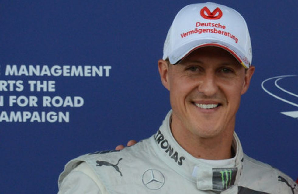 Michael Schumacher : Des signes encourageants