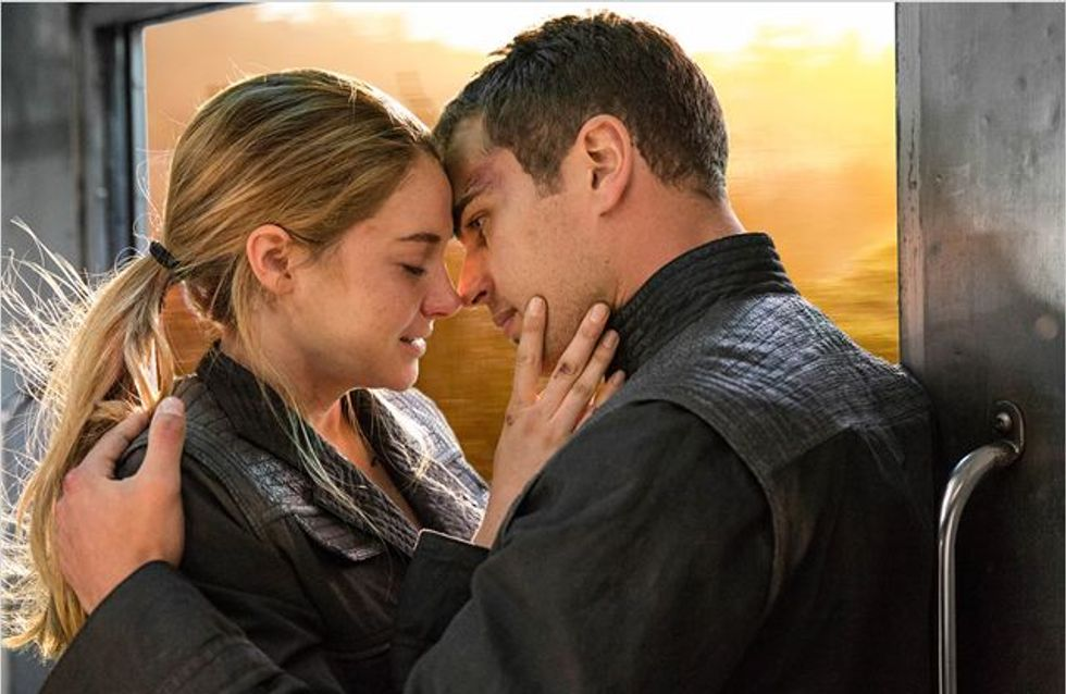 50 nuances de Grey : Shailene Woodley (Divergente) aurait dû incarner Anastasia Steele