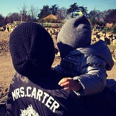 Ab mit Mama in den Zoo! Beyoncé unterwegs mit Tochter Blue Ivy