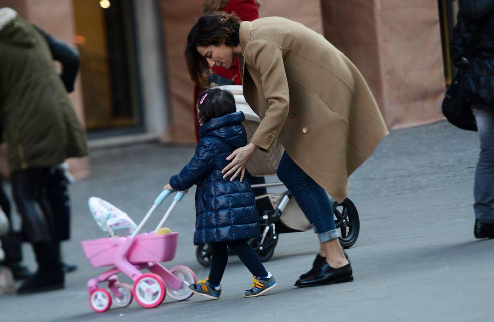 Luisa Ranieri, un amore di mamma. Le foto dell'attrice insieme alla piccola Emma