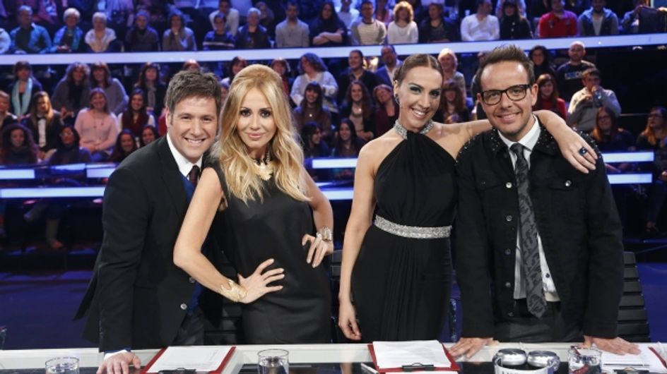 Marta Sánchez arremete contra Edurne y Ángel Llacer