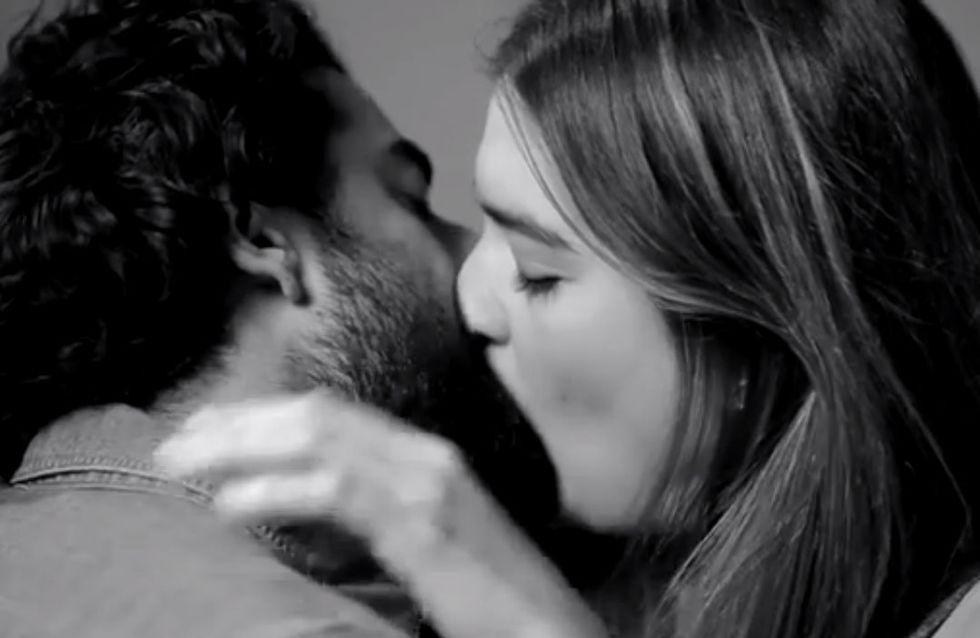 Een video die je zin geeft om de eerste de beste voorbijganger te kussen!