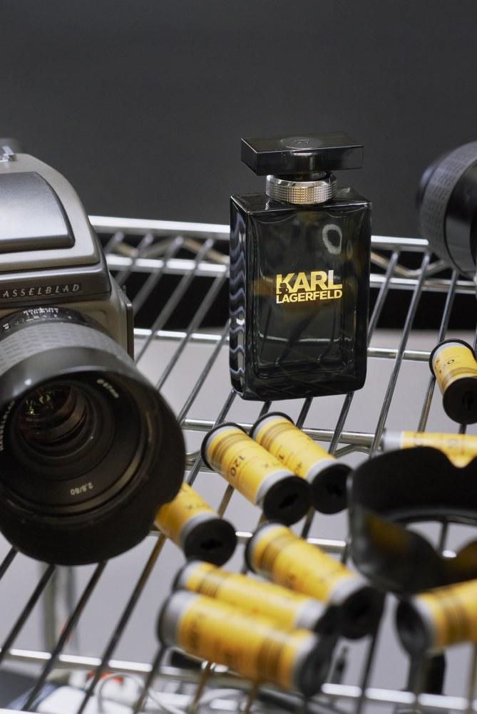 Karl Lagerfeld : Parfumez-vous avec le célèbre styliste !