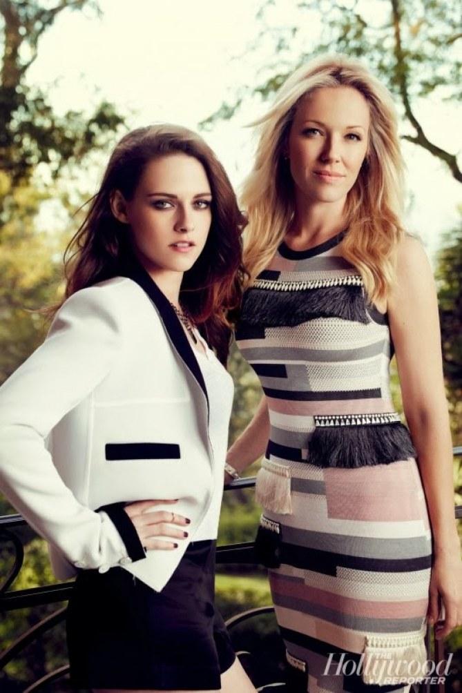 Kristen Stewart et Tara Swennen