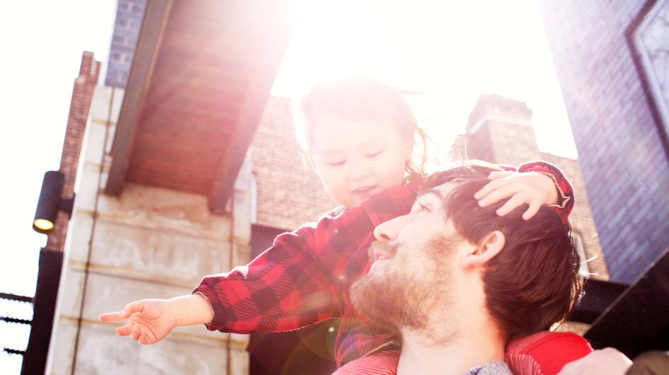 An alle Papas: Darum lieben wir euch!