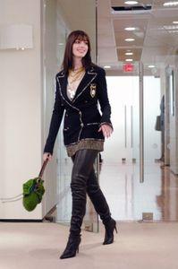Anne Hathaway dans Le Diable s'habille en Prada - David Frankel