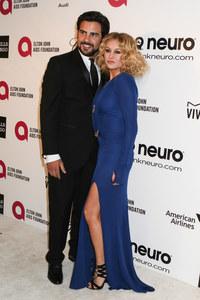Paulina Rubio y su novio