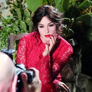 Monica Bellucci pour Dolce & Gabbana