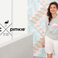 Pimkie x Studio Heretic London : Une collaboration pétillante (photos)