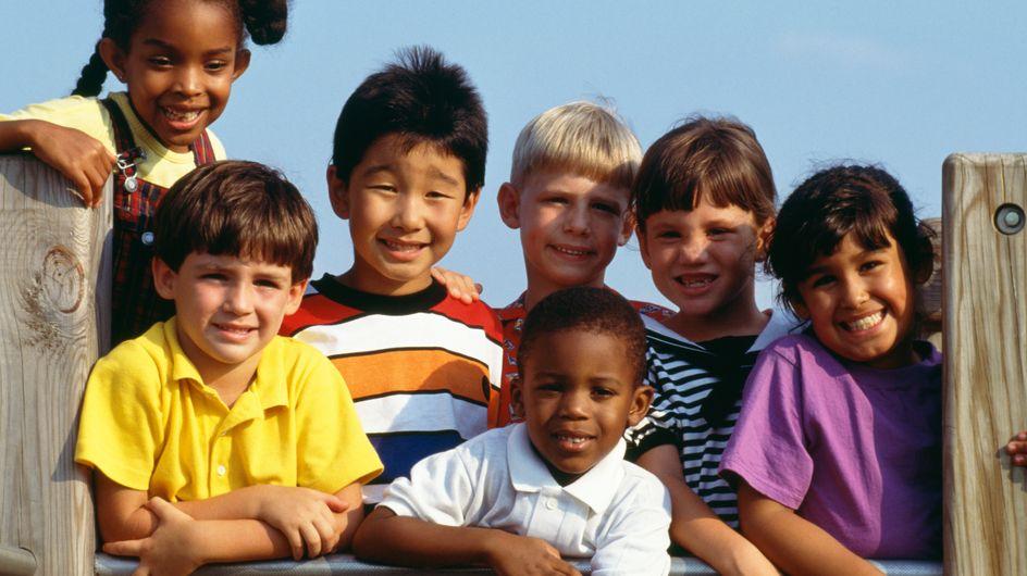 Rischio per il linguaggio dei bambini stranieri in Italia