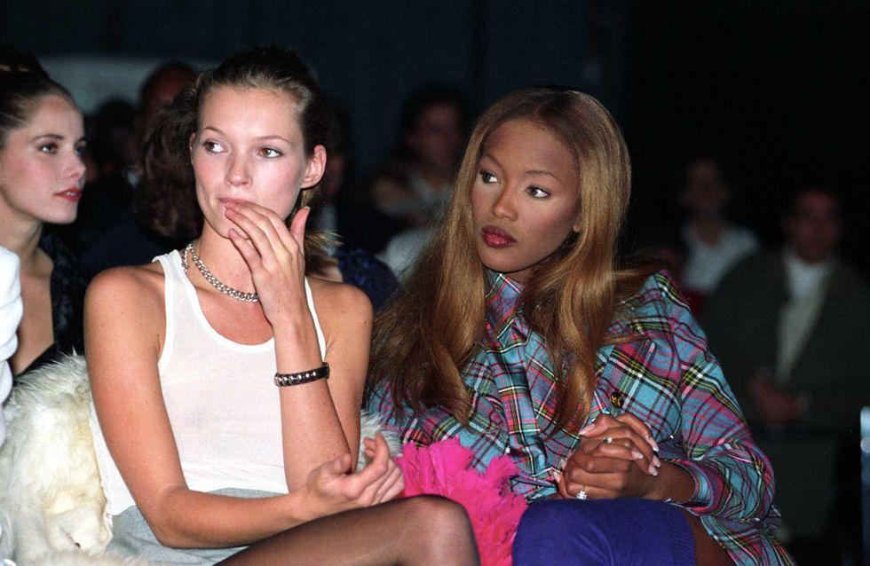 Naomi Campbell: Wiedervereinigung der Supermodels der 90er?