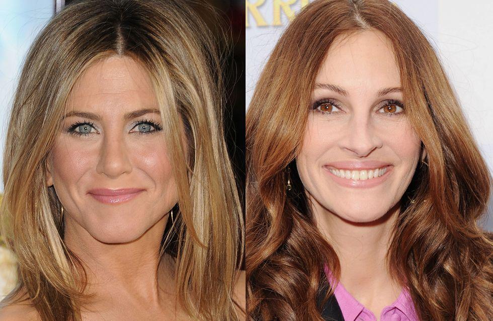 Jennifer Aniston et Julia Roberts : C'est la guerre !