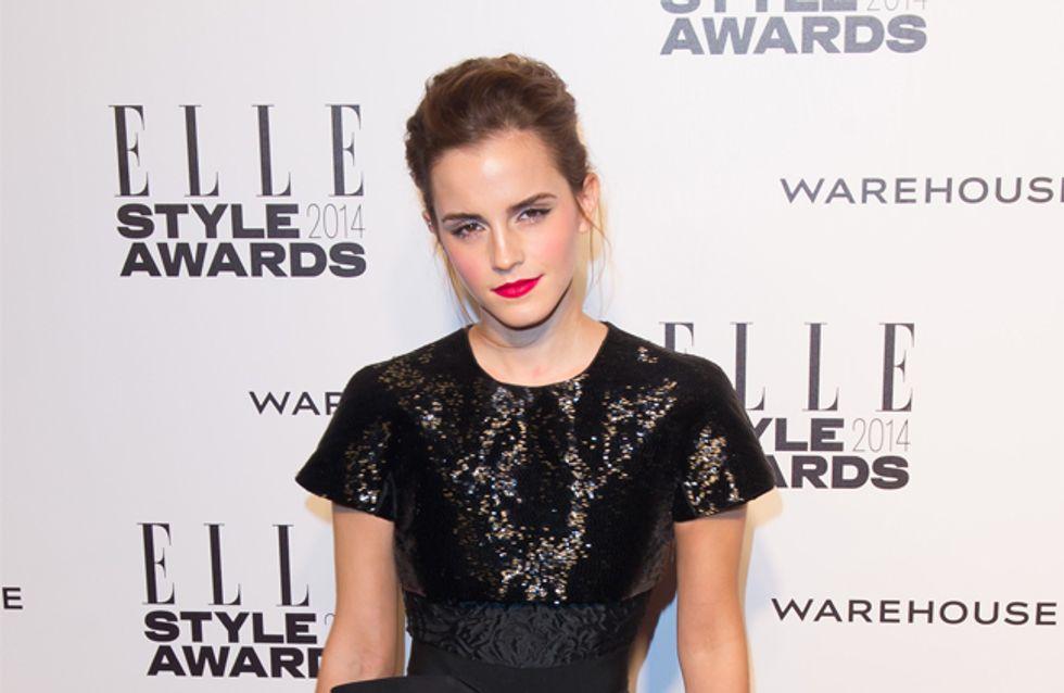Emma Watson hätte gern eine Kindheit ohne Ruhm gehabt