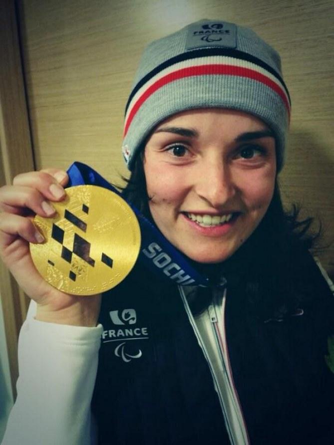 Marie Bochet : Triple médaillée d'or (pour l'instant)
