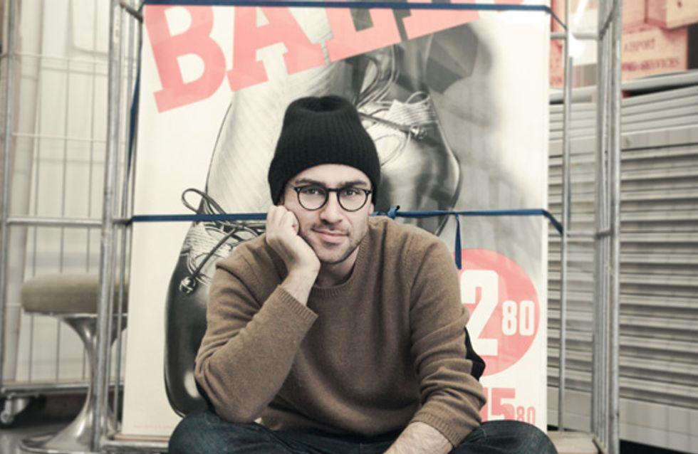 Bally présente son nouveau directeur artistique