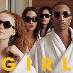 Pharrell Williams: GIRL, après l'album, le parfum !