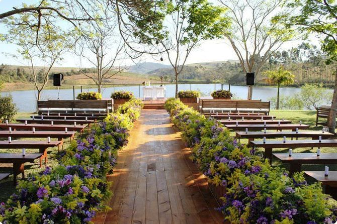 Casamento no campo: dicas para ter um grande dia perfeito