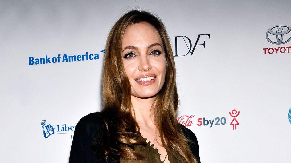 Ist Angelina Jolie zu prüde für 'Fifty Shades of Grey'?