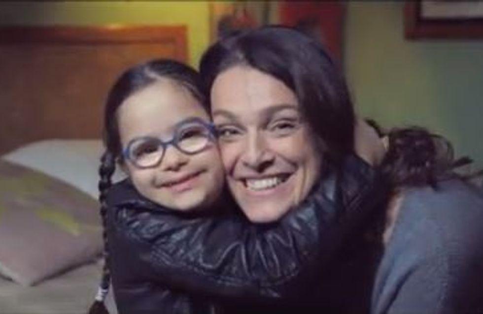 L'émouvant et rassurant message de personnes trisomiques à une future maman inquiète (vidéo)