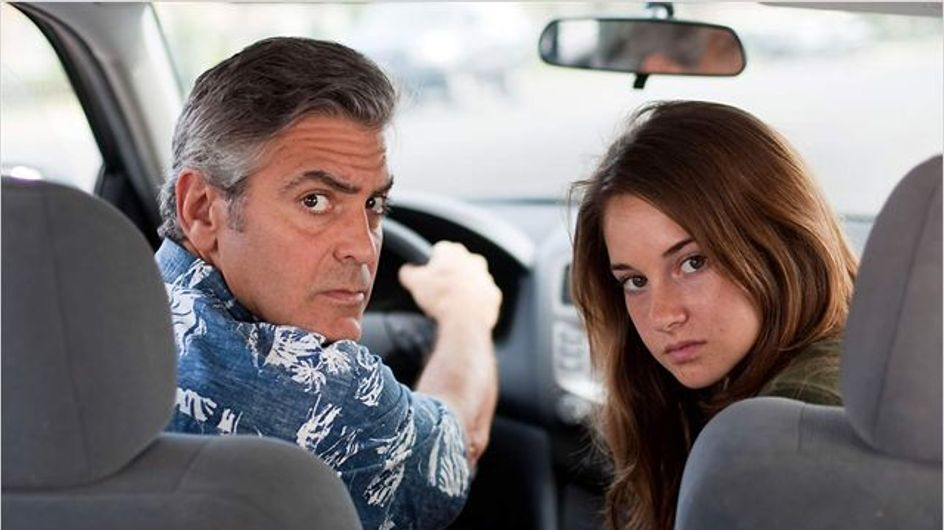 Shailene Woodley (Divergente) : Elle considère George Clooney comme son deuxième père