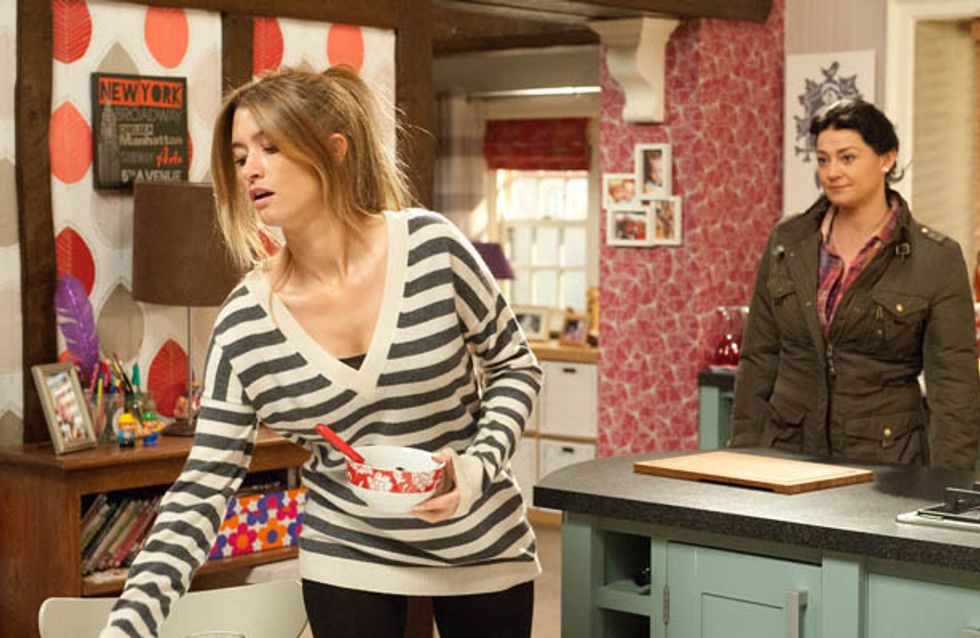Emmerdale 25/03 – Can Moira get through to Debbie?