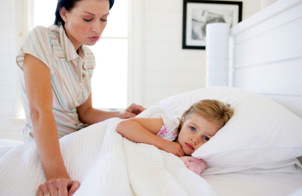 Pour que les enfants n'aient plus peur des monstres la nuit, une femme a trouvé un remède imparable et adorable !