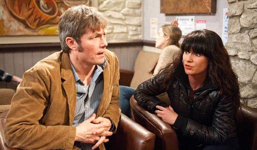 Chas questions James behaviour