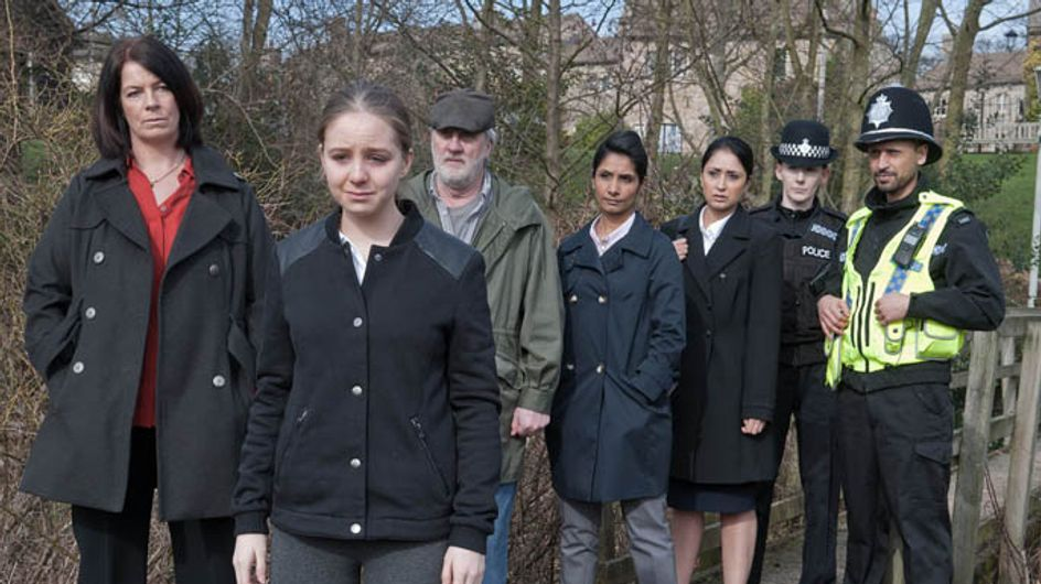 Emmerdale 28/03 – Belle and Zak go to the police