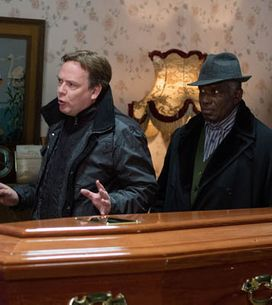 Eastenders 27/03 – The day of the funeral arrives