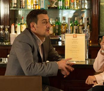 Coronation Street 24/03 – David interrupts Tina and Peter's affair