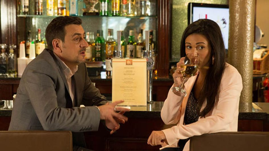 Coronation Street 24/03 – David interrupts Tina and Peter's affair