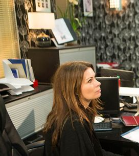 Coronation Street 26/03 – Carla makes a decision about her pregnancy