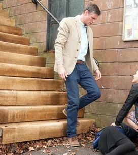 Hollyoaks 24/03 – Danny's desperate for Peri to stay quiet