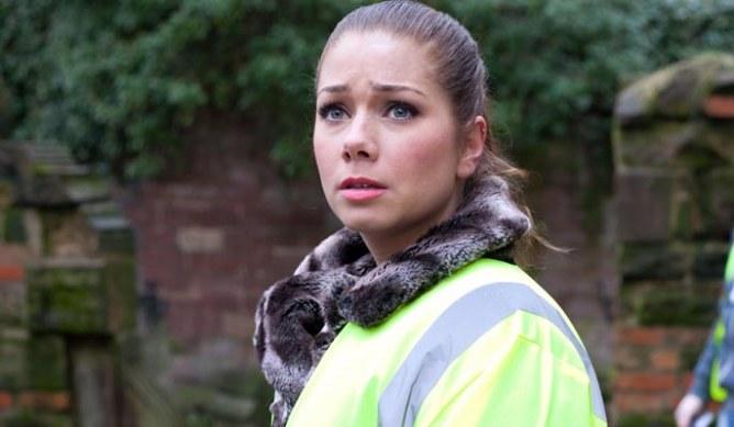 Will Maxine keep her community service secret?