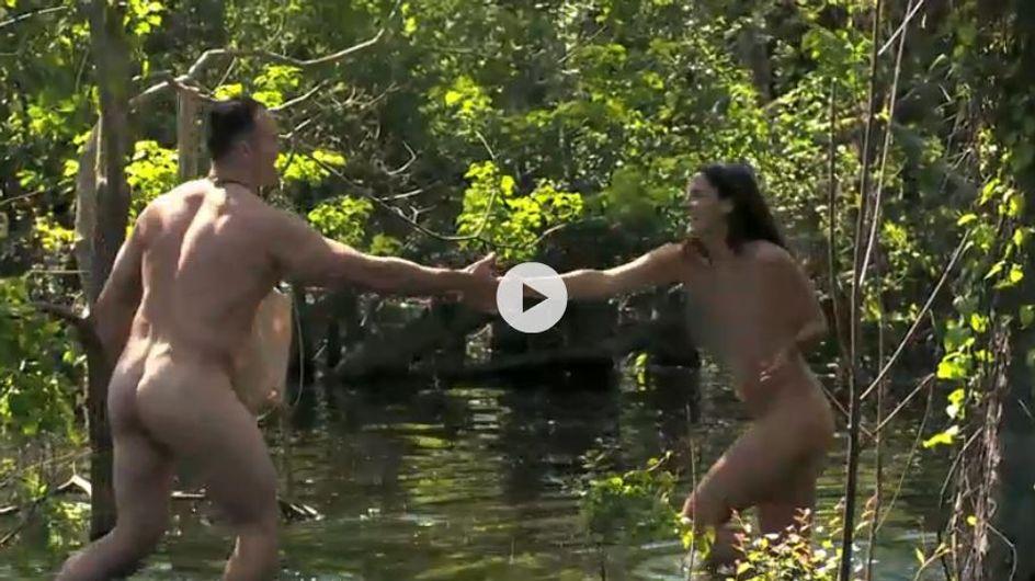 """Koh Lanta version naturiste : """"Naked and Afraid"""" bientôt en France ?"""