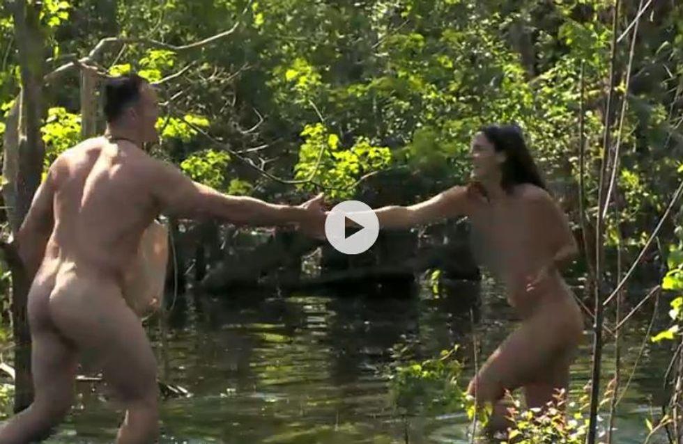 Koh Lanta version naturiste : Naked and Afraid bientôt en France ?