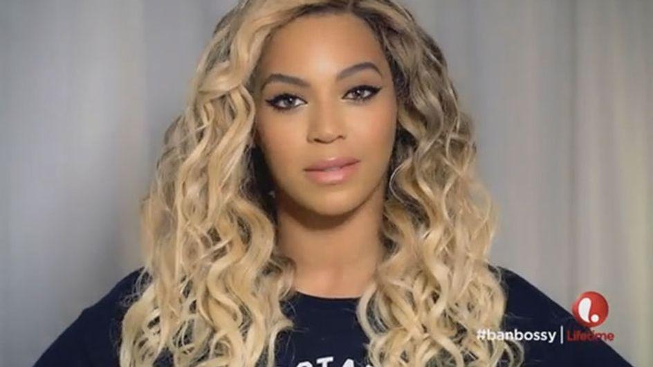 """Beyoncé y otras famosas gritan: """"No soy mandona, soy la jefa"""""""