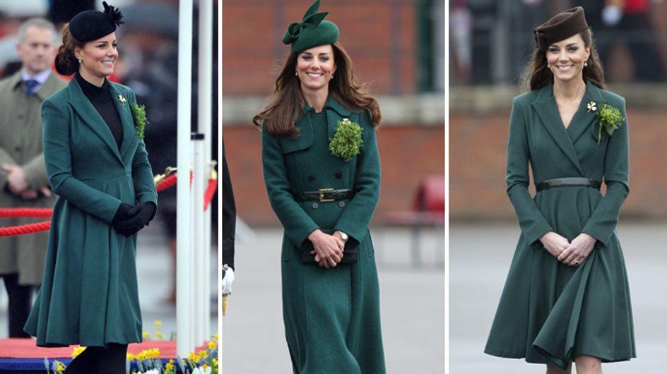 Kate Middleton: lo stesso outfit per tre anni consecutivi