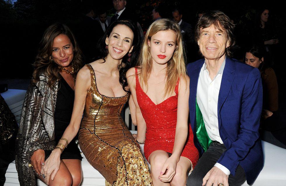 Los Rolling Stones y Georgia May Jagger cancelan todos sus compromisos por la muerte de L'Wren Scott