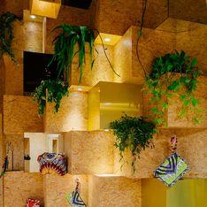 En images: Le pop-up store estival d'Essentiel