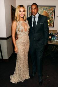 Beyoncé mit Ehemann Jay-Z