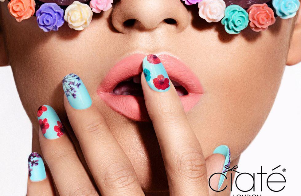 Flower Manucure : Ciaté fête le printemps !