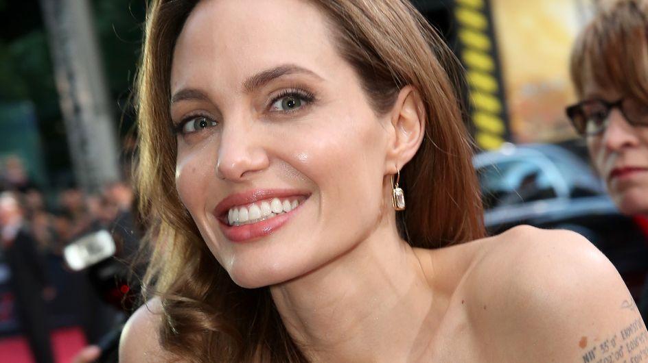 Angelina Jolie : Ses enfants Pax et Zahara, prince et princesse dans Maléfique
