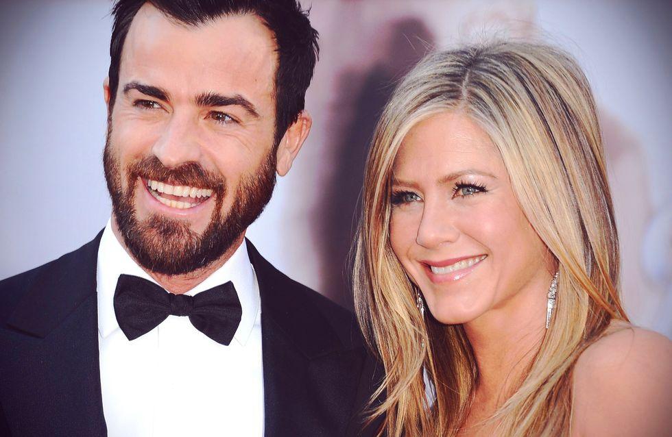 Jennifer Aniston : A la recherche de la robe de mariée parfaite