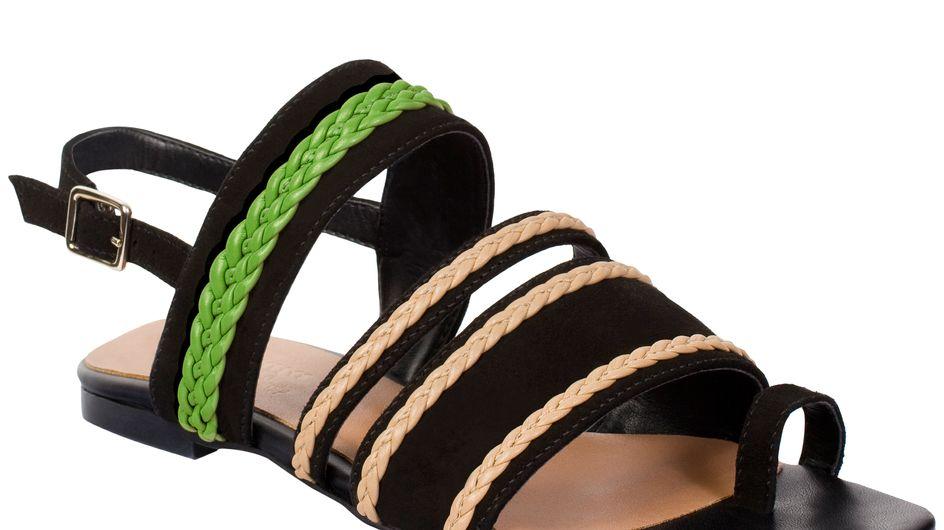 Coup de coeur pour ces chaussures Bata qui nous emmènent à Rio