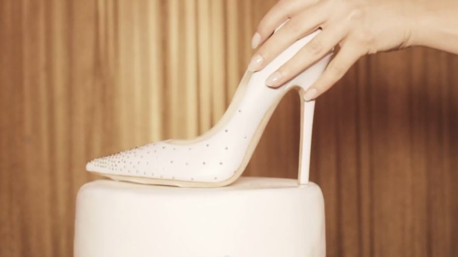 On craque pour la collection mariage 2014 de Jimmy Choo