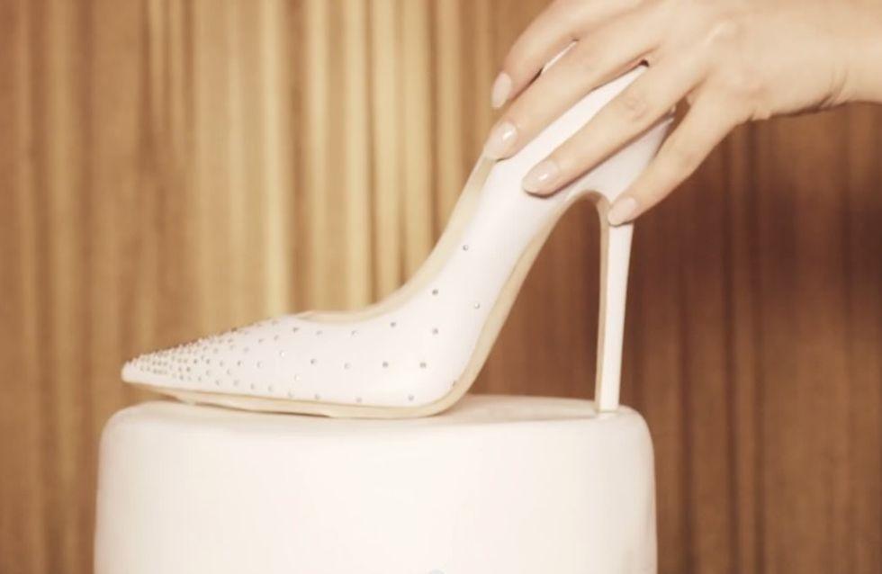 On craque pour la collection mariage 2014 de Jimmy Choo