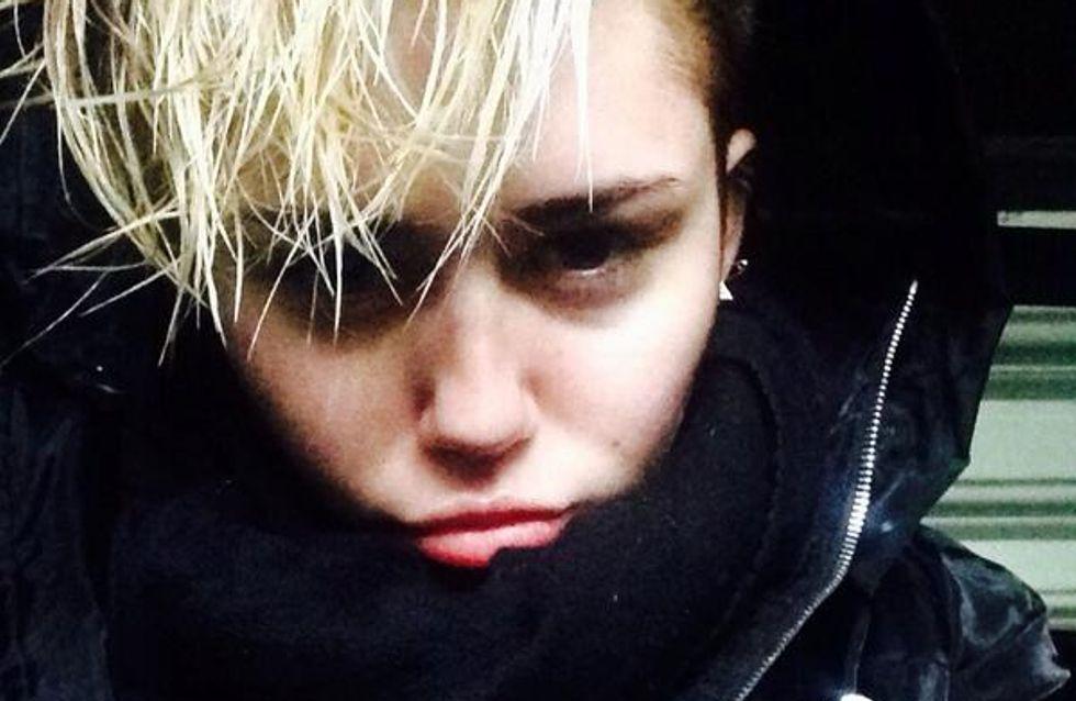 Miley Cyrus : Elle échappe de peu à un incendie (vidéo)