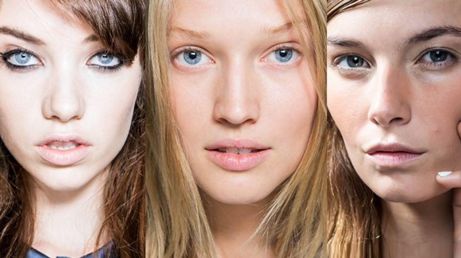 Les lèvres nude, la tendance de mode du moment